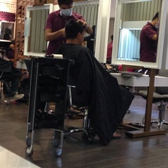 Photo taken at Bench FIX Salon by MCaitline B. on 8/7/2014