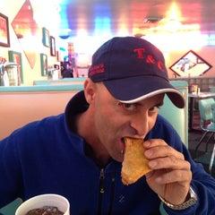 Photo taken at Rockabilly's Diner by Kandi on 4/15/2014
