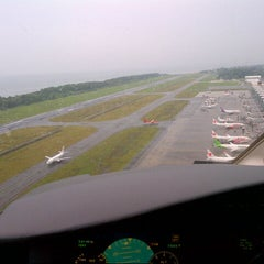 Photo taken at Sultan Aji Muhammad Sulaiman Sepinggan Balikpapan International Airport (BPN) by kuncoro p. on 6/29/2013
