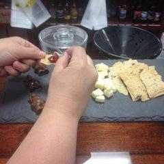 Photo taken at Adirondack Winery Tasting Room by rick m. on 6/1/2014