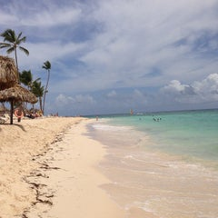 Photo taken at Majestic Beach by Jennifer C. on 7/27/2013