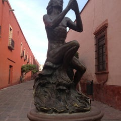 Photo taken at Antiguo Callejon del Ciego by Barbara J. on 10/17/2012