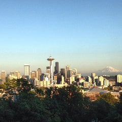 Photo taken at Kerry Park by Daniel L. on 7/16/2013