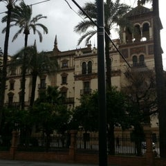 Photo taken at Hotel Alfonso XIII by Armando Enrique D. on 1/13/2013