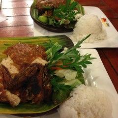 Photo taken at Banafee Village Restaurant by Ayunie S. on 1/13/2013