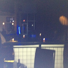 Photo taken at The Aquifer Bar by Valeria on 12/1/2012