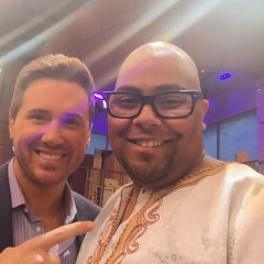 Photo taken at Windy City LIVE @ WLS ABC7 Studios by Leon Q. A. on 7/20/2015