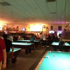 Photo taken at Billco's Billiard and Darts by Danica S. on 5/25/2013