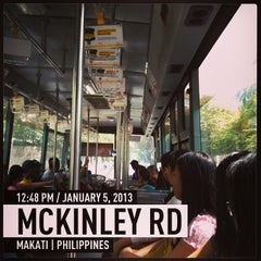 Photo taken at McKinley Road by Dennis d. on 1/5/2013