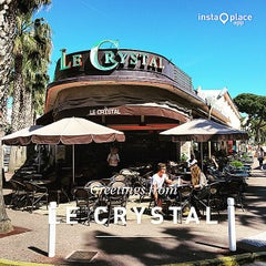 Photo taken at Le Crystal by Claudio P. on 4/30/2015