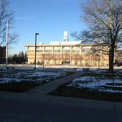 Photo taken at Indiana University-Purdue University Indianapolis by Jackson R. on 3/8/2013
