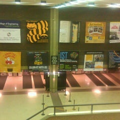 Photo taken at UWM Student Union by Calvin P. on 10/24/2012