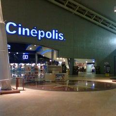 Photo taken at Cinépolis by Manuel S. on 1/15/2013