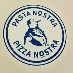 Photo taken at Pasta Nostra Pizza Nostra by Mateo Robles M. on 1/15/2013