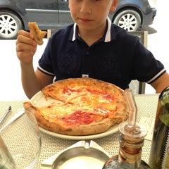 Photo taken at Pizzeria Corte Farina by Michele F. on 6/30/2013