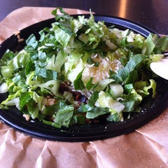 Photo taken at Qdoba Mexican Grill by Maryah on 5/14/2013