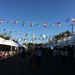 Photo taken at Vancouver Greek Summer Festival by Sergey on 7/7/2013