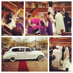 Photo taken at St Anne's Catholic Church by Chris V. on 10/13/2012