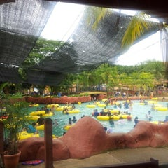 Photo taken at A'Famosa Water World by Riz N. on 5/1/2013