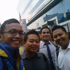 Photo taken at Honda Jakarta Center (PT Imora Motor) by Indra Segara H. on 2/11/2013