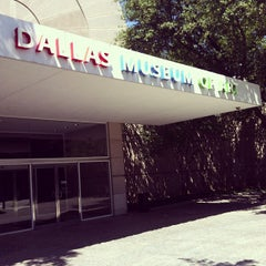 Photo taken at Dallas Museum of Art by Joanna on 6/8/2013