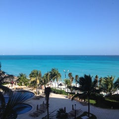Photo taken at Cancún by Miguel on 2/23/2013
