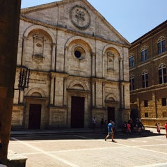 Photo taken at Pienza by isabelherrerar on 7/23/2015