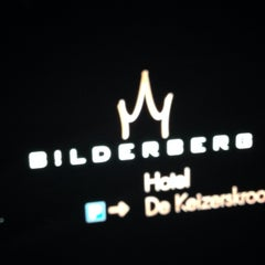 Photo taken at Bilderberg Hotel De Keizerskroon by Alexis v. on 11/24/2013