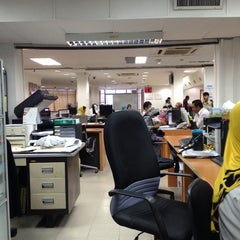 Photo taken at Maybank Kluang by Reen E. on 5/20/2014
