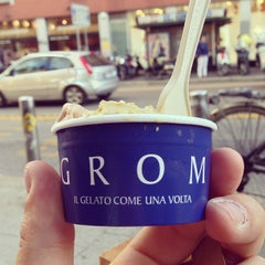 Photo taken at Grom by Luca on 5/11/2013