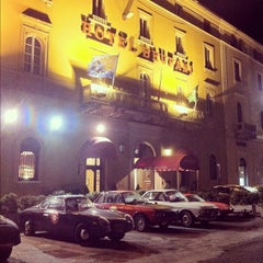 Photo taken at Hotel Brufani by Luca on 11/17/2012