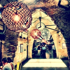 Photo taken at Chelsea Market by Maryclaire M. on 6/22/2013