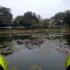 Photo taken at Taman Situ Lembang by Faisal I. on 8/13/2015