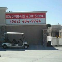 Photo taken at Norwalk Self Storage by Rafael U. on 10/2/2012