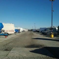 Photo taken at Cherry & Carson RV Storage by Rafael U. on 12/27/2012