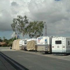 Photo taken at Cherry & Carson RV Storage by Rafael U. on 10/10/2012