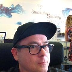Photo taken at Smokeless Smoking Vapor Lounge by Chris on 3/26/2013