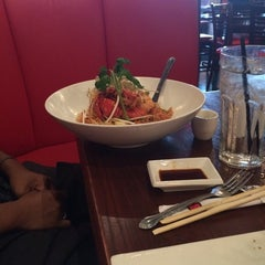 Photo taken at Thai Jo - City Place by Kyle H. on 8/28/2014