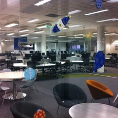 Photo taken at UTS Library by Sean R. on 1/21/2013