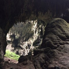 Photo taken at Callao Cave by Elena R. on 9/18/2014