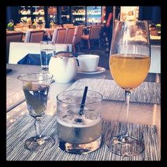 Photo taken at Hawksworth Restaurant by Hjalmar on 10/20/2012