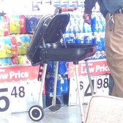 Photo taken at Walmart Supercenter by Rebecca F. on 3/13/2014
