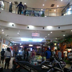 Photo taken at Cikampek Mall by Ardi A. on 9/29/2012