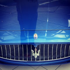 Photo taken at Maserati of San Diego by Nancy N. on 3/8/2013