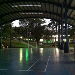 Photo taken at Universidad Rafael Landívar by Javier G. on 2/19/2013
