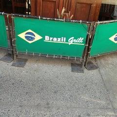 Photo taken at Brazil Brazil Churrascaria by Mark K. on 2/17/2013