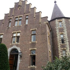 Photo taken at Van der Valk Hotel Kasteel Terworm by Rob B. on 7/31/2013