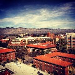 Photo taken at Gould-Simpson Building (University of Arizona) by Ashley on 3/15/2013