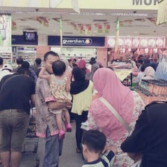 Photo taken at Giant Hypermarket by Wahyu S. on 7/9/2014