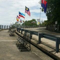 Photo taken at Bukit Bendera by Heart B. on 8/17/2014